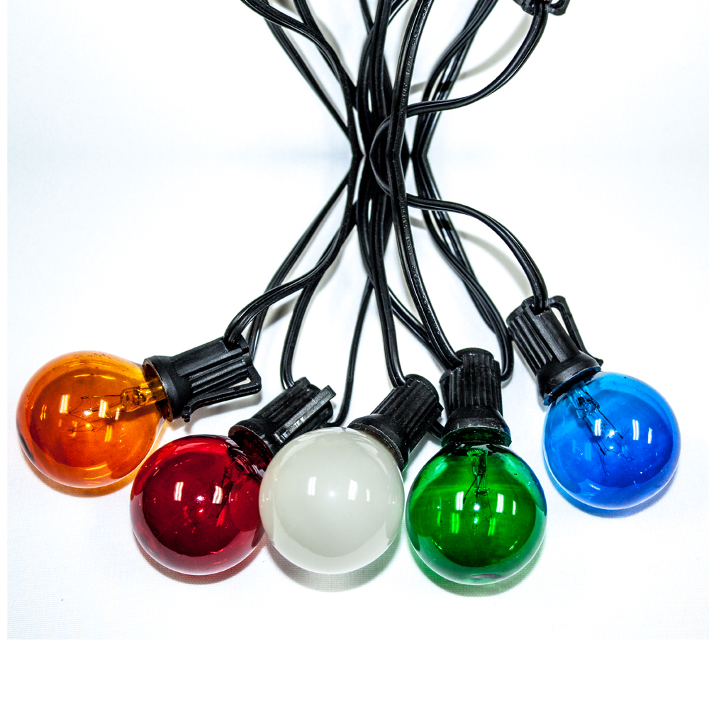C9 LED Christmas light string