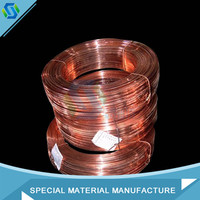 ASTM C10400 pancake copper tube hot sale