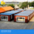 China made low cost Container homes, Hot sale Portable house, 40ft modular kit house for Rwanda