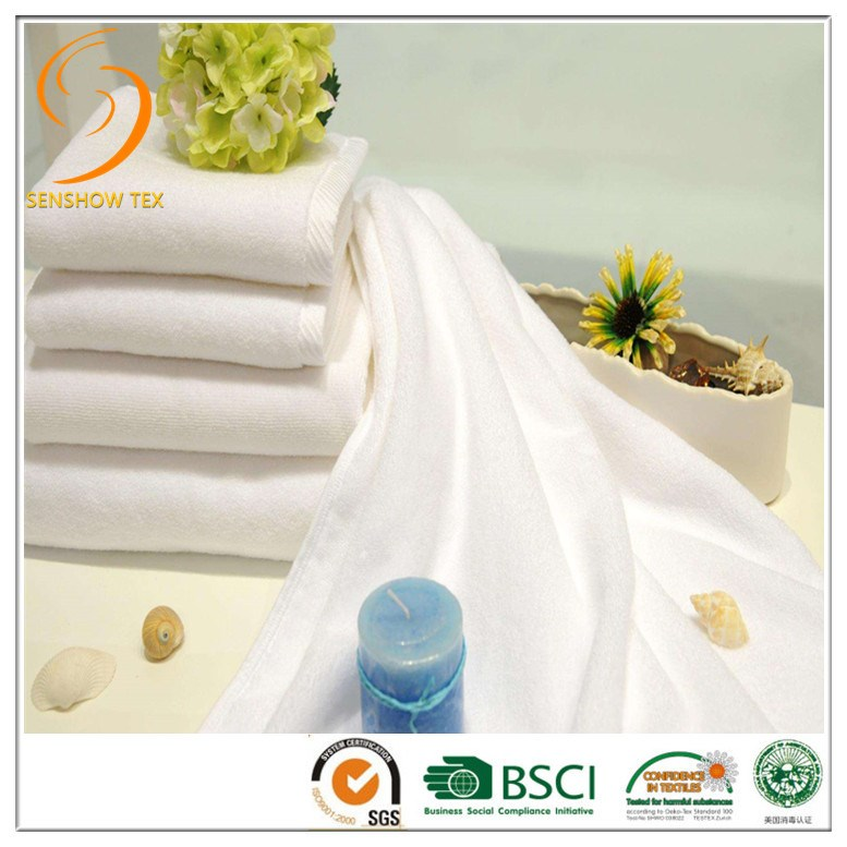 Hotel Linin white towels hotel linen company