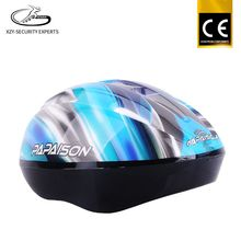 Colorful road sport childs bicycle bike helmet cover for kids