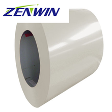 0.60*1250mm ppgl color coated PPGI coil rolls/sheet for roofing building system