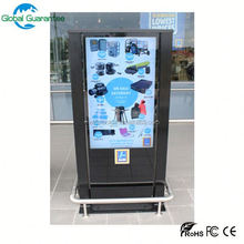 Stand alone CE ROSH IP65 high brightness 320*240 3.5inch outdoor lcd display