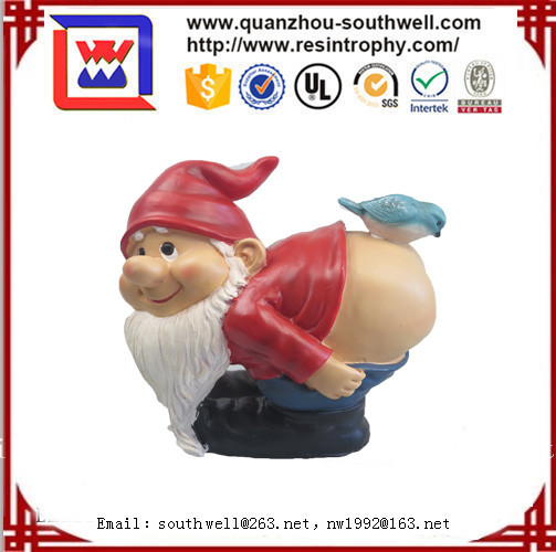 Funny Unique Resin Custom Garden Gnomes Handmade Garden Gnomes For Sale