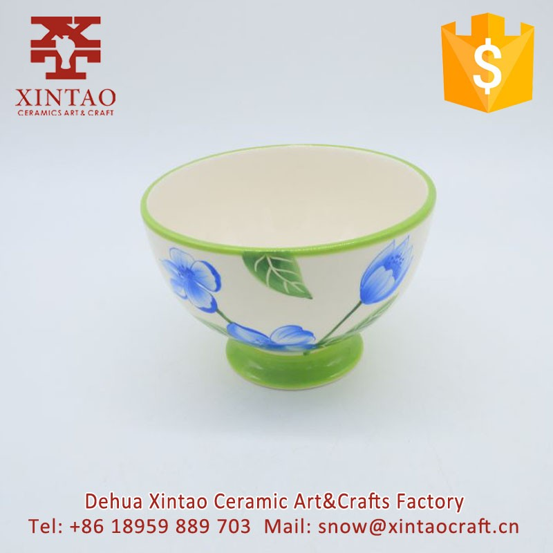 Wholesale Eco-friendly tableware soup bowls ceramic mixing bowls sets