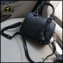 100% Factory directly girls pu oem brand hand bag