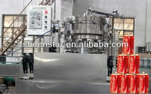most popular aluminum beverage cans production machine