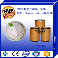 Medical Additive Polyethylene Glycol 3350