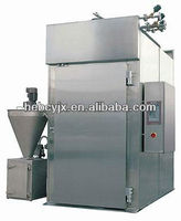 500kg/time Meat Fish Smokehouse Smoking Machine