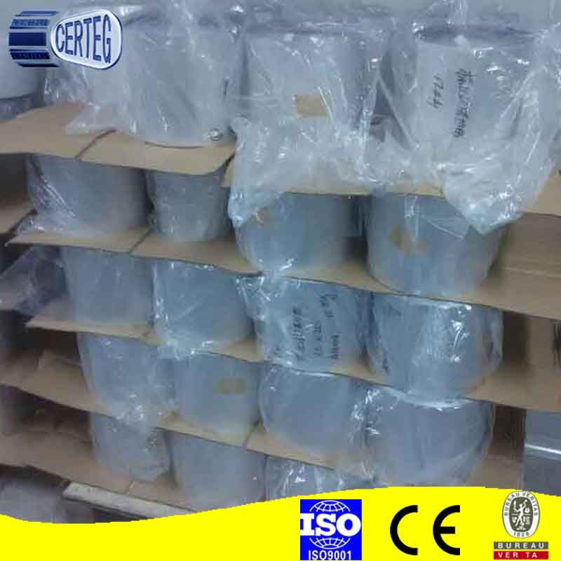 PE PET PP PS laminated aluminum foil