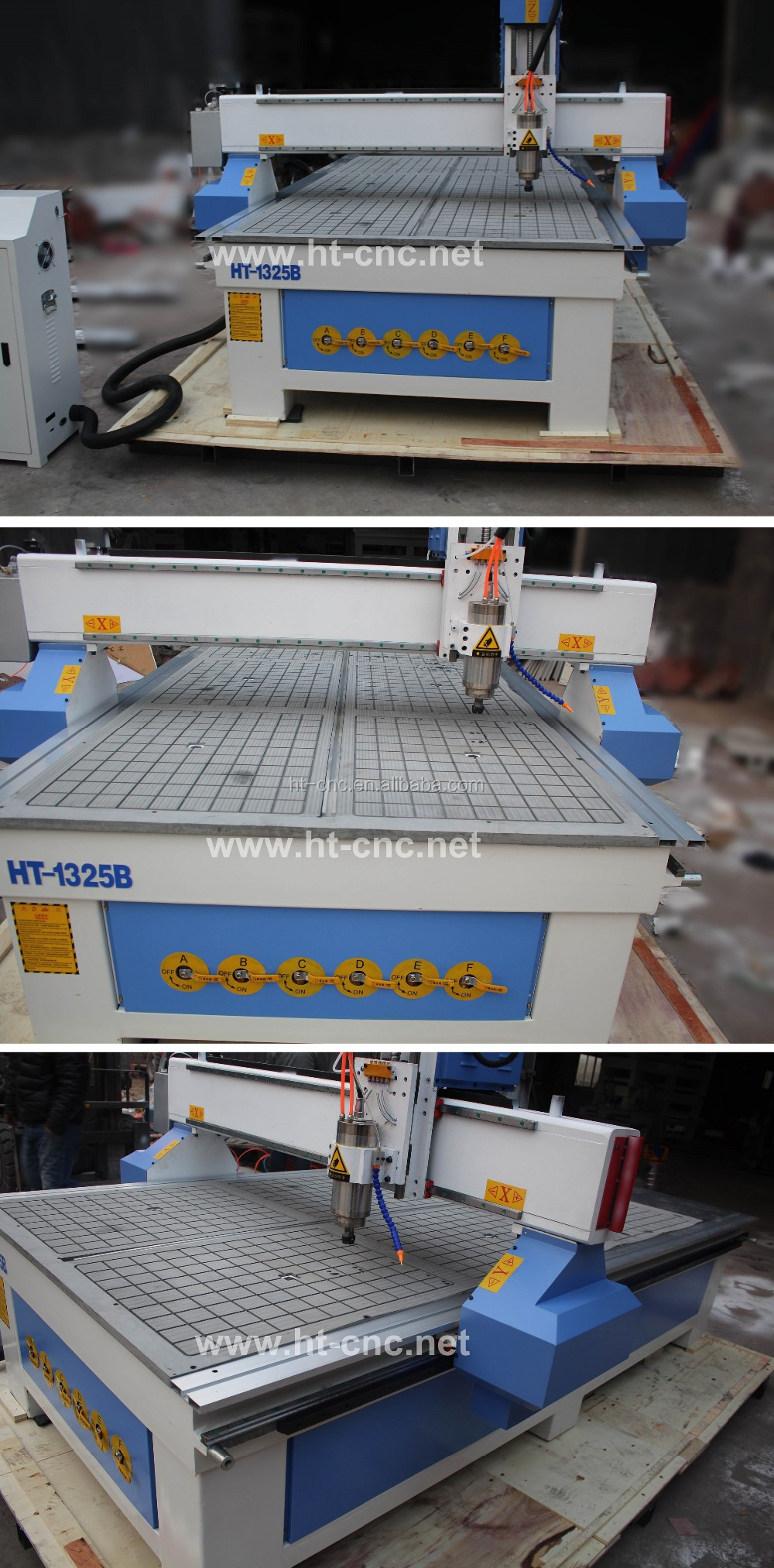 Exported type Trade assurance door cnc router