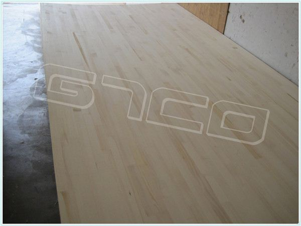 Trade Assurance Good Quality teak wood finger joint board From China Manufacturer(LINYI FACTORY)