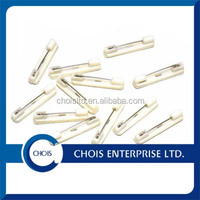 High Quality Plastic Safety Pin Safety Bar Pin for Badge, Made In China