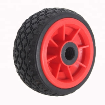 Solid Tires For Lawn Mower