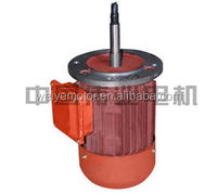 0.75kw pipeline pump three phase IEC standard low voltage AC induction electric motor