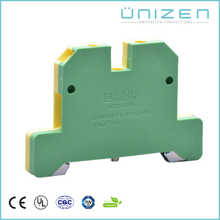 UNIZEN Hot Electric Screw Motor Terminal Block 4mm For Landing Or Connecting To Neutral