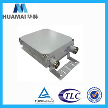PIM153dBc IBS Diplexer Filter /Dual Band rf Combiner with DIN-female connector DCS/3G 1710-1880/ 1900-2170MHz