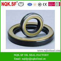 High pressure TCN oil seal