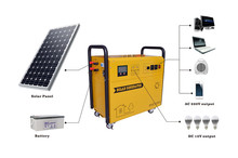 High efficiency solar system 1000w large solar energy