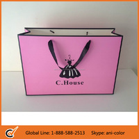 wholesale custom recycle paper bag