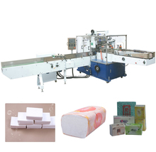 CE Automatic Soft Packing Machine for Facial Tissue