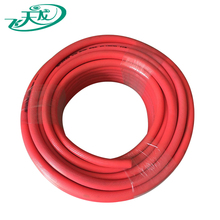 ISO 3821 CE Certificated High Quality 8mm Orange PVC LPG Gas Hose