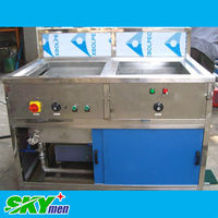 single tank 4KW tire ultrasonic cleaner, ultrasonic cleaner for car parts/car industry
