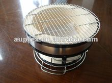 Outdoor portable clay Japanese charcoal barbecue stove