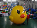 Giant customized factory supply inflatable chicken for advertising on sale