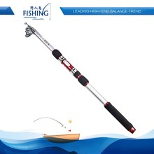 2017 Outdoor Sport Telescopic Fiberglass Fishing Rod