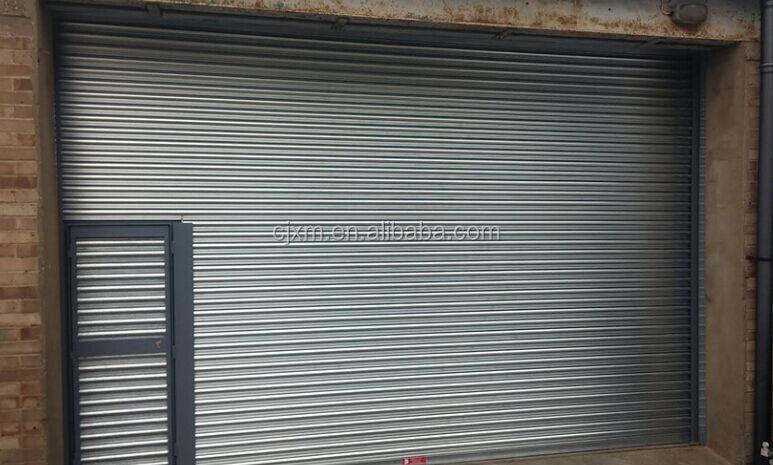 Motorized Securitypopular Roller Shutter Doorchinese Rollup Garage