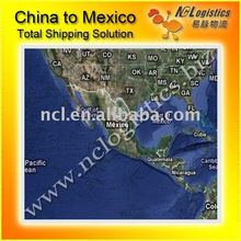logistics freight forwarding services from China to Lazaro Cardenas,Mexico