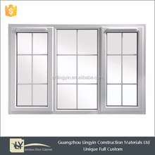 2015 modern design UPVC cheap house window