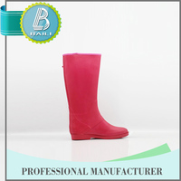 Alibaba china Useful Colorful Rain latex thigh high boots