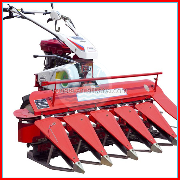 2016 hot-selling reaper binder bcs 622/mini reaper binder-mini rice combine harvester/reaper binder
