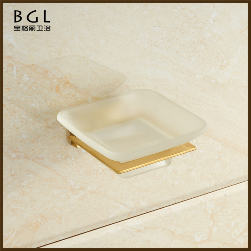 20739 chinese new design bathroom accessories set wholesale bathroom gold finish accessory shower soap dish holder