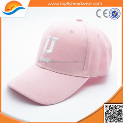 Fashion flex fit baseball caps/golf caps made in China