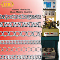 anchor and curb chain making machines