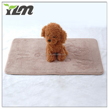 Katie Pattern Soft Fabric High Quality Dog Mat Pet Blanket Cat Cushion