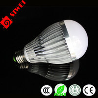 9w B60 High Power Led Lighting Bulb, A19 Led Bulb, Energy saving electric bulbs