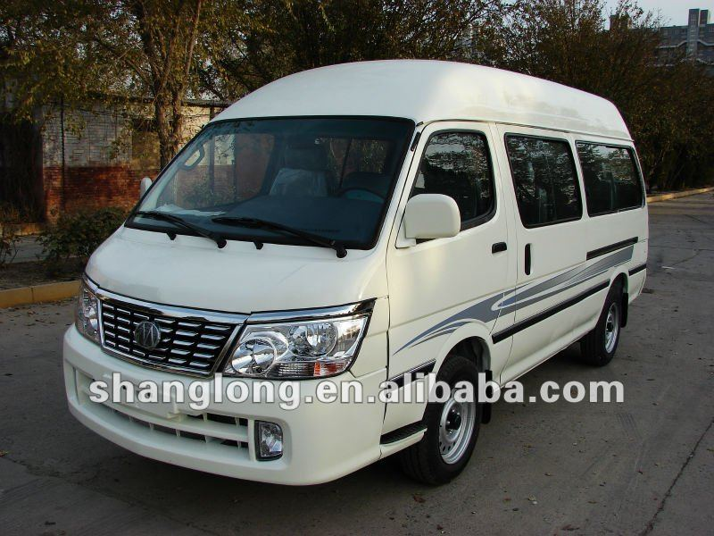 Left Hand Drive China 12 Seat Van For Sale In Philippines