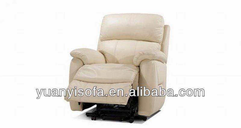 Italienisch sahne yr2053 leder modernes sofa liegen sofas for Sofa italienisch