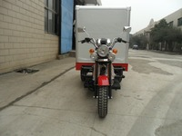 High Quality 200cc tricycle With Ice Cream Box Three Wheeler Motorized Driving Type Tricycle Motorcycle On Sale