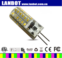 LANBOT factory 12v GY6.35 3014smd led light bulb gy6.35 led Crystal lamp gy6.35 led Auto lamp dimmable 220V GY6.35