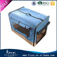 High quality manufacture leather dog carriers
