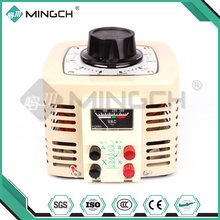MINGCH Ac Adjustable Voltage Regulator / Single Phase Power Variac Transformer