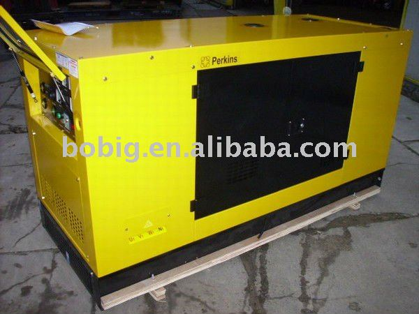 Good Quality! Tianjin Lovol diesel generator from 24kw to 120kw