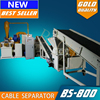 Granulator And Separator For Copper Cable