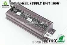 hot selling CE ROHS 100w 24v programmable power supply led driver with ce led transformer 110v