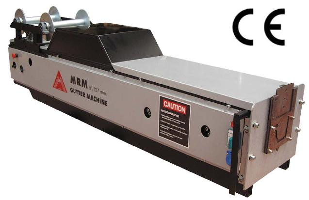 Mrm 5inc / 127mm & Mrm 6inc/152mm Seamless Gutter Machine